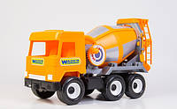 Детская бетономешалка, Wader Middle truck (39311)