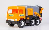 Детский мусоровоз, Wader Middle truck (39312)