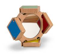 """Деревянная игрушка """"Цветное зеркальце"""", Melissa&Doug"""