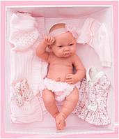 Кукла младенец Nica Ajuar Antonio Juan 5073