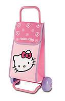 *Детская Тележка для покупок Hello Kitty Smoby 24382