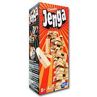 Настольная игра Дженга. Оригинал Hasbro