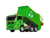Машинка Мусоровоз с воздушным насосом Dickie 3805000 Dickie Toys