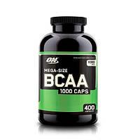 Аминокислоты BCAA 1000 Optimum Nutrition 400 капс
