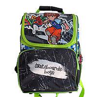 Ортопедический ранец для мальчиков. Отличное качество пошива. Школьный рюкзак. Купить в интернете. Код: КДН545
