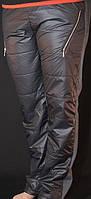 Штаны спортивные с плащевкой, фото 1