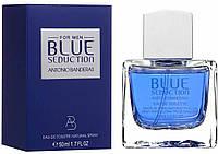 Antonio Banderas  Blue Seduction For Men  100ml (TESTER)
