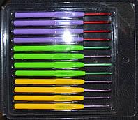 Набор крючков вязальных в блистере 3,5 мм