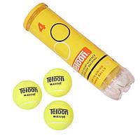 Мяч для большого тенниса TELOON T801P3