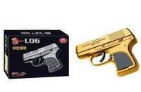 Пистолет металлический L06-1