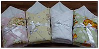 Теплый конверт-одеяло (в ассортименте), Украина