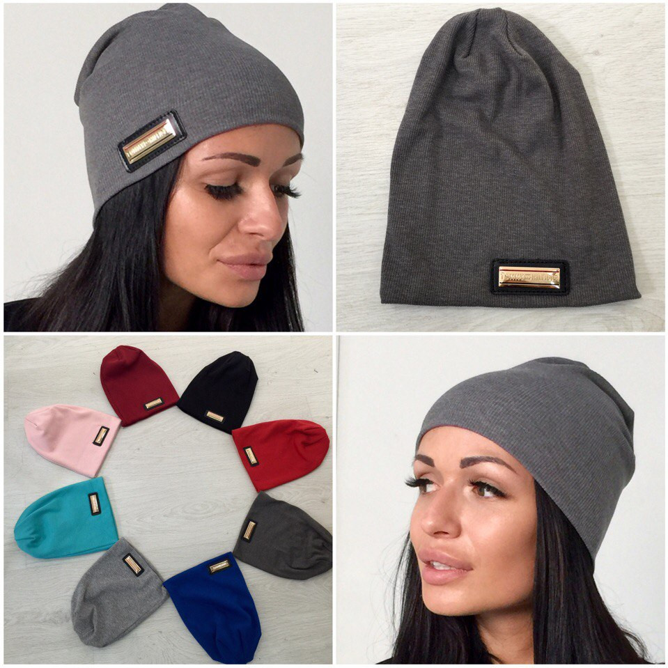 Модные и брендовые шапки
