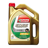 Моторное масло Castrol EDGE 10W60 FST 4 л