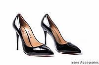 Туфли женские лаковые Aici Berllucci (вечерние, стильные, шпилька 11см)