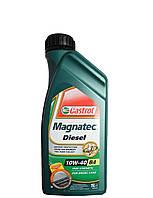Моторное масло Castrol MAGNATEC SAE 10W40 B4 diesel 1 л