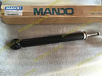 Амортизатор Шевроле Авео Chevrolet Aveo задний (масло) Mando 96494605