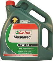 Моторное масло Castrol MAGNATEC SAE 5W30 C3 5 л