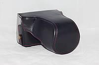 Защитный футляр - чехол (тип II) для фотоаппаратов CANON EOS M10 - черный