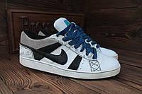 Зимние кроссовки Nike мужские Кожаные. Размер 43,5 28,5 см, код 265