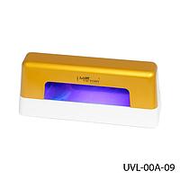 Ультрафиолетовая лампа для сушки гель - лака,  9 Вт, Lady Victory UVL-00A-09 (1лампочка 9 Вт) (в)