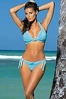 Красивый женский купальник Marko 2490 (голубой)