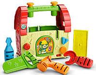 Развивающая музыкальная игрушка ящик с инструментами LeapFrog Build Tool Set Оригинал из США