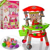 Кухня детская игровой набор Магазин-прилавок 661-81-82