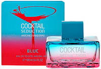 Antonio Banderas  Cocktail Seduction Blue For Women  100ml