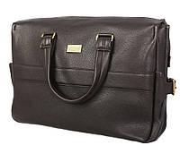 Дорожная сумка из высококачественного кожзаменителя