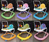 Детский ходунки TILLY T-426 в разных цветах