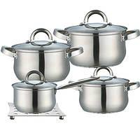 Набор кухонной посуды Maestro 9 предметов.