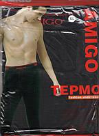 Термоштаны мужские AMIGO  двухслойные