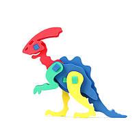 Объемный конструктор «Динозавры», Бомик
