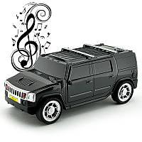 Машинка-колонка Hummer H6  (MP3 плеер, радио, колонка)  *1877