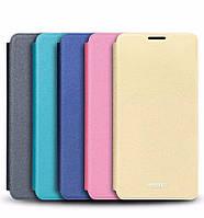 Кожаный чехол книжка Mofi для OnePlus 3 (5 цветов)