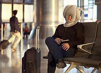 Подушка-страус Ostrich Pillow дорожная для сна в любом месте в любое время