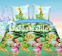"""Подростковый постельный комплект 3D """"Динь-Динь"""""""