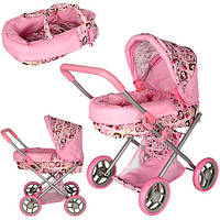 Детская коляска для куклы классика Melogo 9369/82100