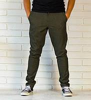 Мужские молодежные штаны зауженные