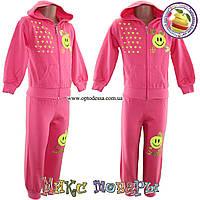 Детские спортивные костюмы для девочек от 2 до 6 лет (4636-1)