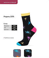 Женские носки с рисунком TM Bonus (арт. 2376)