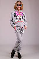 Спортивный костюм с ушками Minni