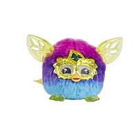 Ферби малыш ферблинг розово -синий  кристальный Furby Furblings
