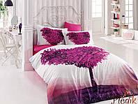 Комплект постельного белья 200х220 HOBBY 3D Poplin Paradise