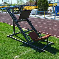 Тренажер для жима ногами под углом 45 градусов