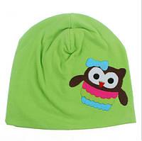 Детская осенняя шапка