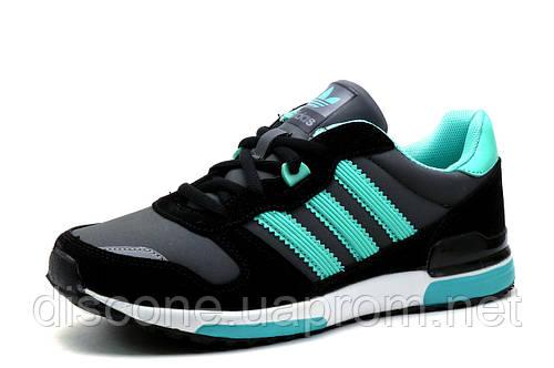 Кроссовки Adidas, унисекс, серые