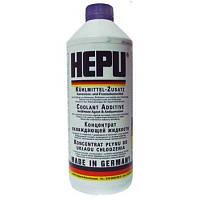 HEPU Антифриз для системы охлаждения (синий G 11) 1.5 л