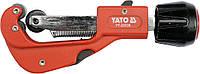 Труборез для труб (пластик, алюминий, медь) Ø = 3...32мм, YT-22338 YATO