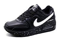 Кроссовки унисекс Nike Air Max, черные с белым, р. 36 37 38 39 40, фото 1